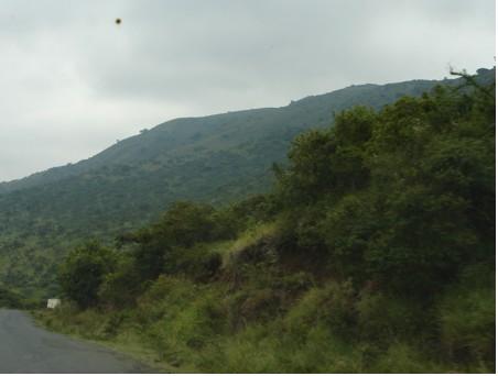 Ngong Hills outside Nairobi, Kenya, Africa